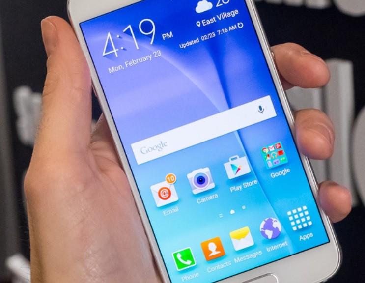 bc93387eb90 Samsung presenta sus nuevos smartphones Galaxy S6 y S6 Edge - PDM ...