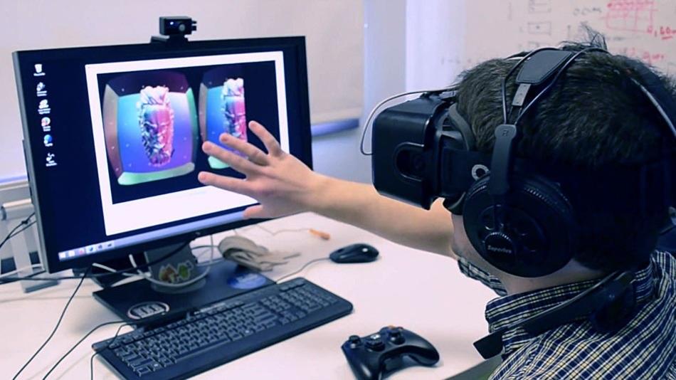 Cómo hacer música mientras esculpe en realidad virtual