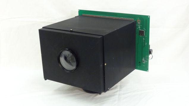 Fabrican la primera videocámara con alimentación propia que puede grabar para siempre