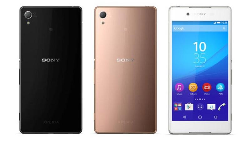 Sony anuncia su smartphone Xperia Z4