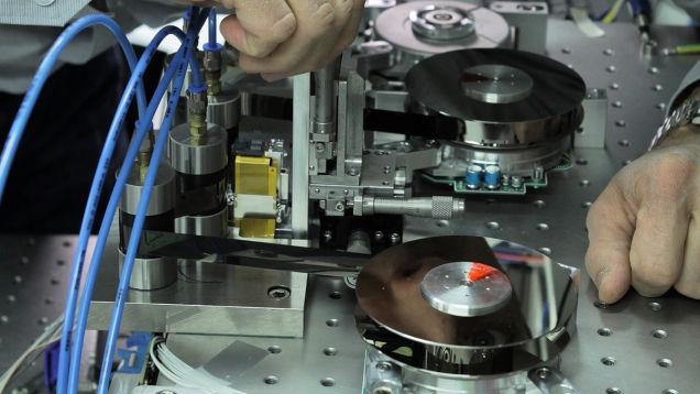 IBM logra almacenar 220 terabytes en una sola cinta magnética