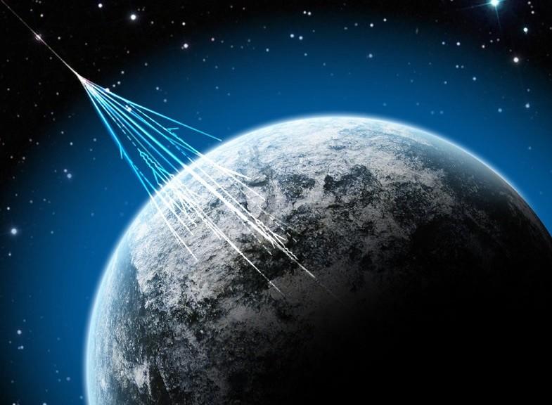 Convierta su teléfono en un detector de partículas de rayos cósmicos