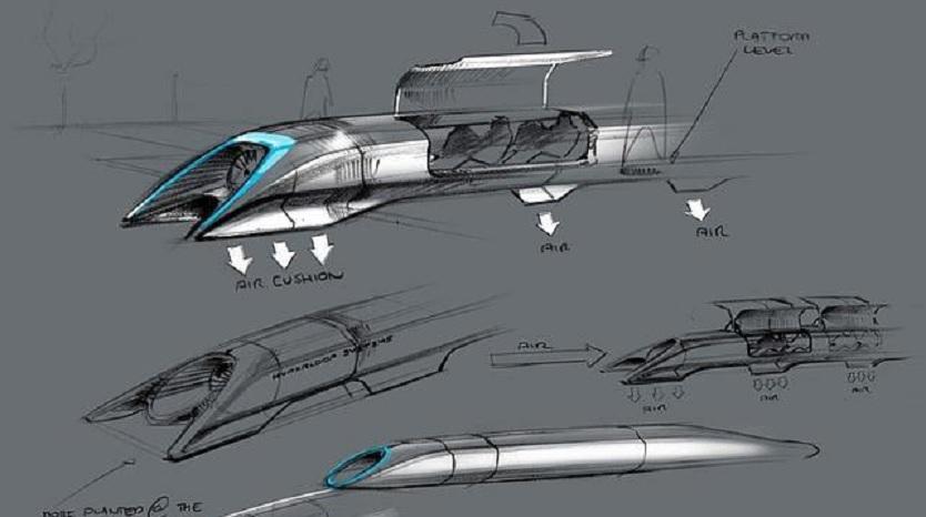 Concurso abierto por Space X para diseñar el primer Hyperloop