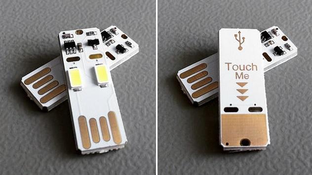 Convierta cualquier puerto USB en una linterna