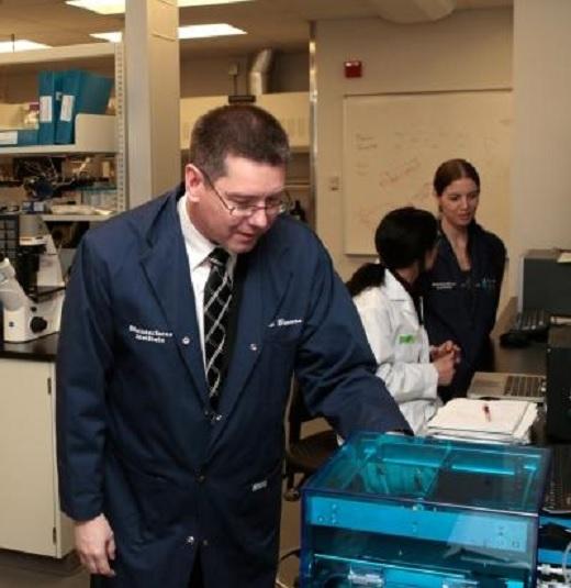 Logran imprimir biosensores con una impresora común de chorro de tinta