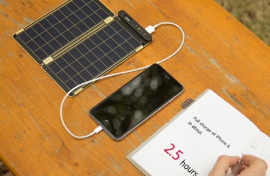 Fabrican el panel solar más delgado del mundo
