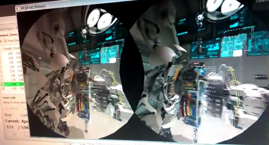 Valve trabaja en realidad virtual para sus videojuegos