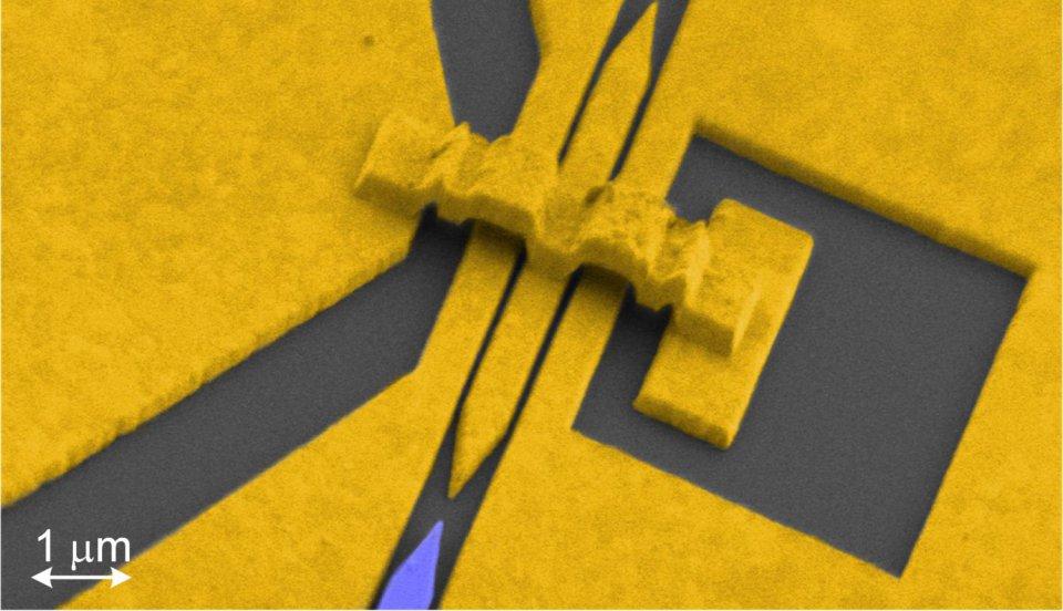 Fabrican el modulador electro-óptico más pequeño del mundo