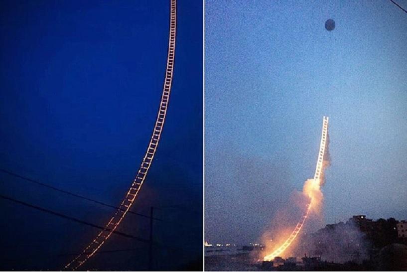 La versión china de la Escalera al Cielo
