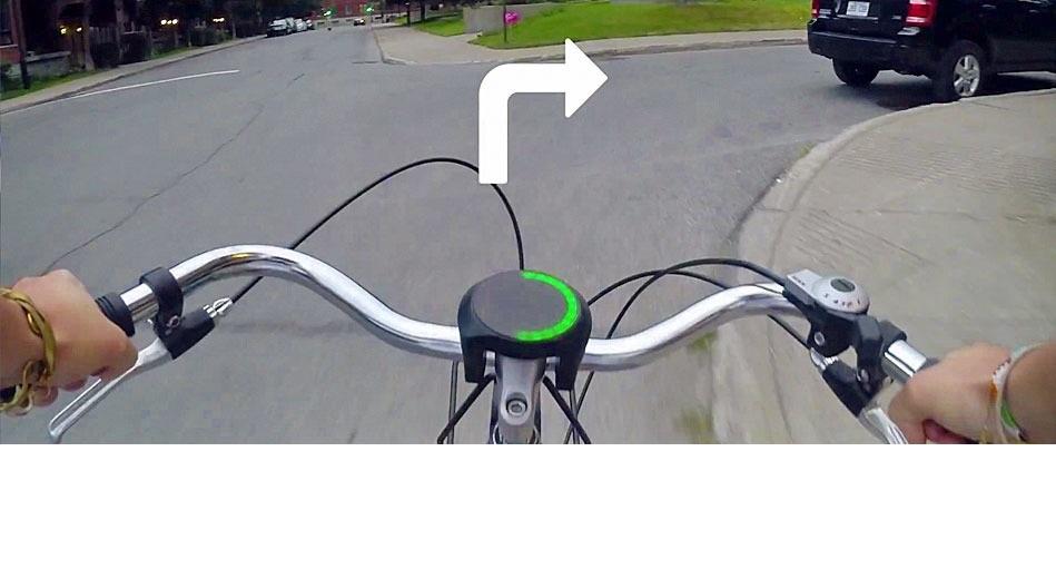 Nuevo dispositivo vuelve a su bicicleta inteligente