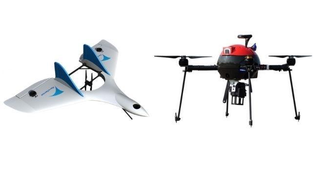 Sony presenta sus primeros drones