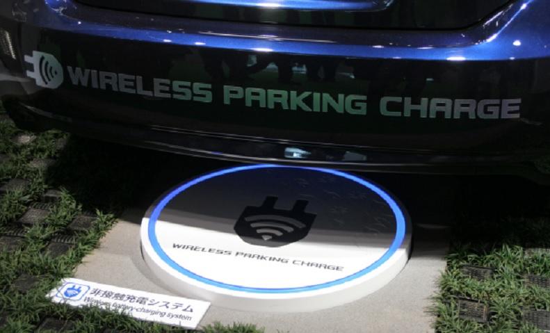 Anuncian cargador inalámbrico de 10 kW para autos eléctricos