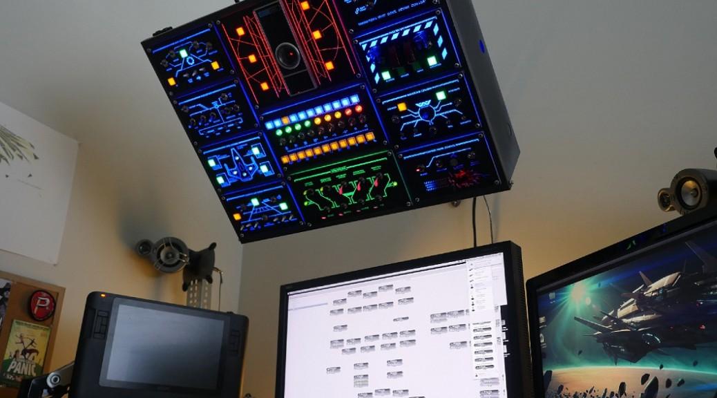 Fabrican el mejor panel de control para computador