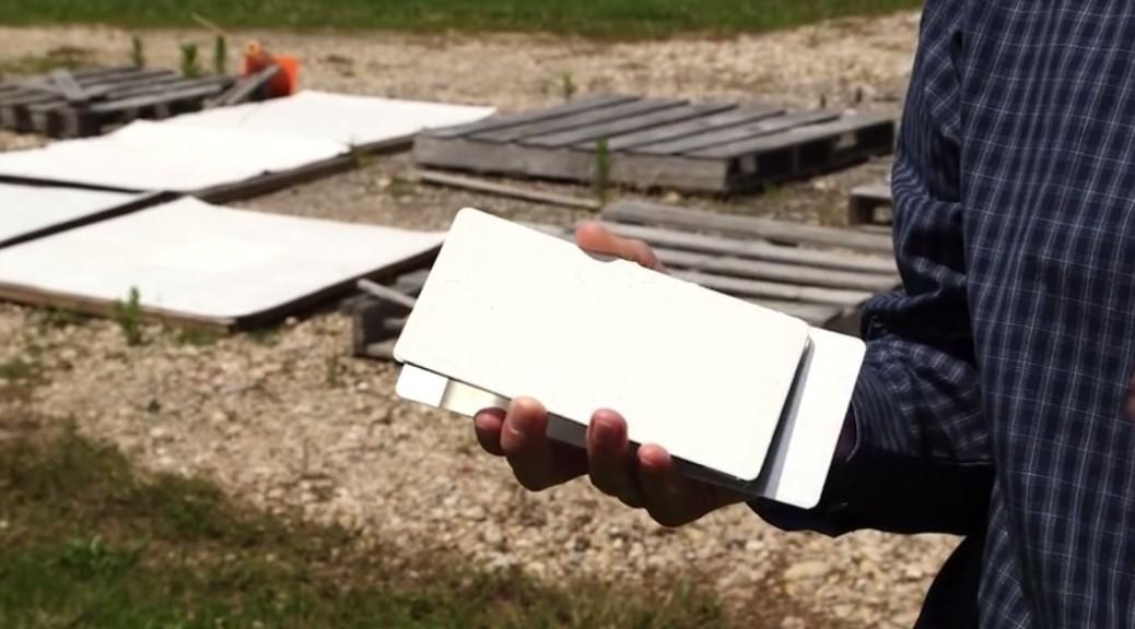 Desarrollan pintura que mantiene superficies frías incluso las expuestas a rayos solares