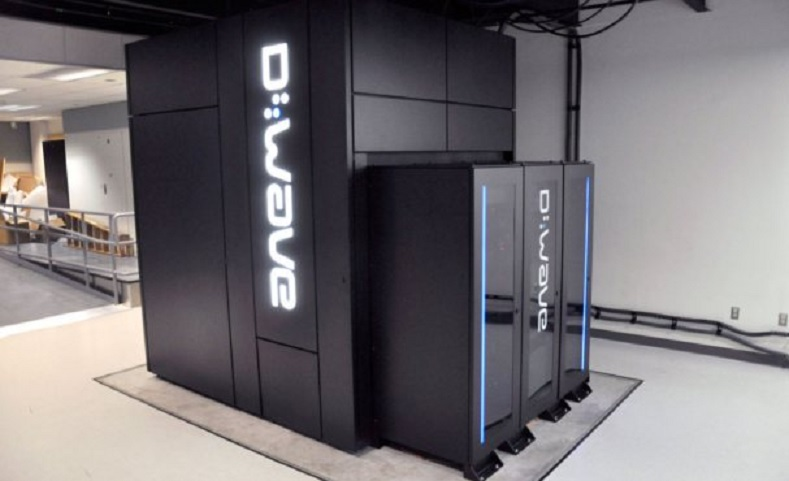 Conozca el D-Wave 2x el computador cuántico de la NASA y Google