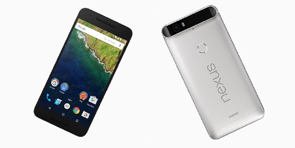Google introduce su Nexus 6P con pantalla de 5.7 pulgadas