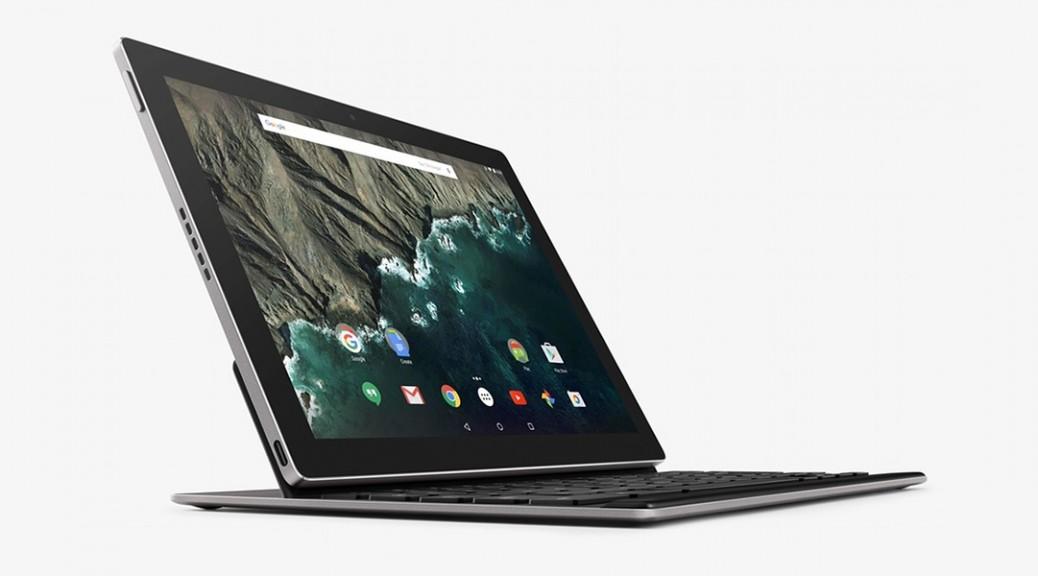 Google anuncia su tablet Pixel C