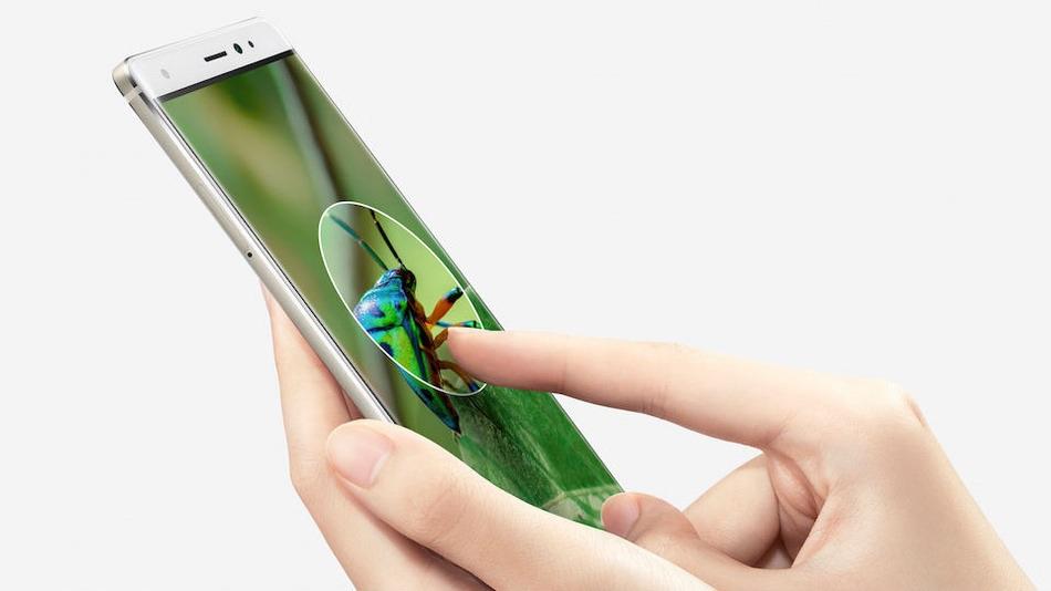 Huawei anuncia su teléfono Mate S, el primero con tecnología Force Touch