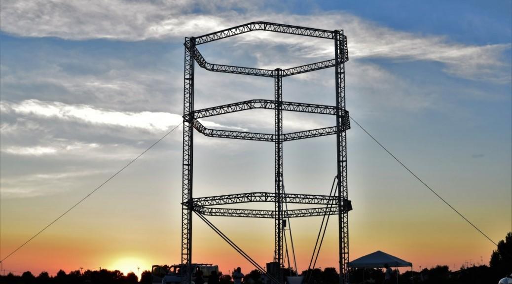 La impresora 3D más grande del mundo construirá casas en caso de desastres