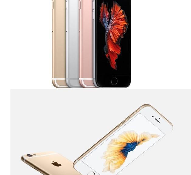 Apple anuncia sus nuevos teléfonos iPhone 6s y 6s Plus