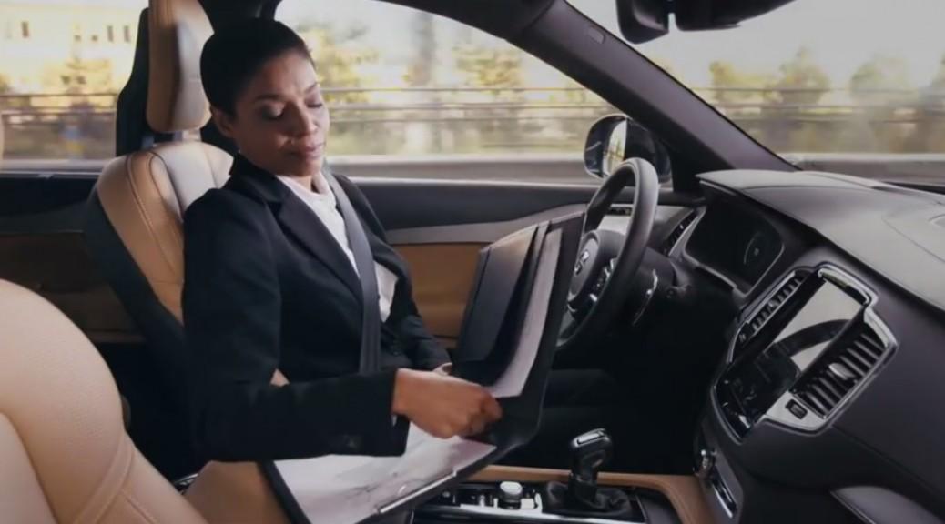 Cómo funcionarán los automóviles autónomos de Volvo en las carreteras de Suecia en el 2.017