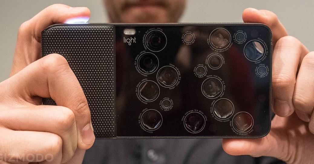 Una cámara profesional en forma de smartphone