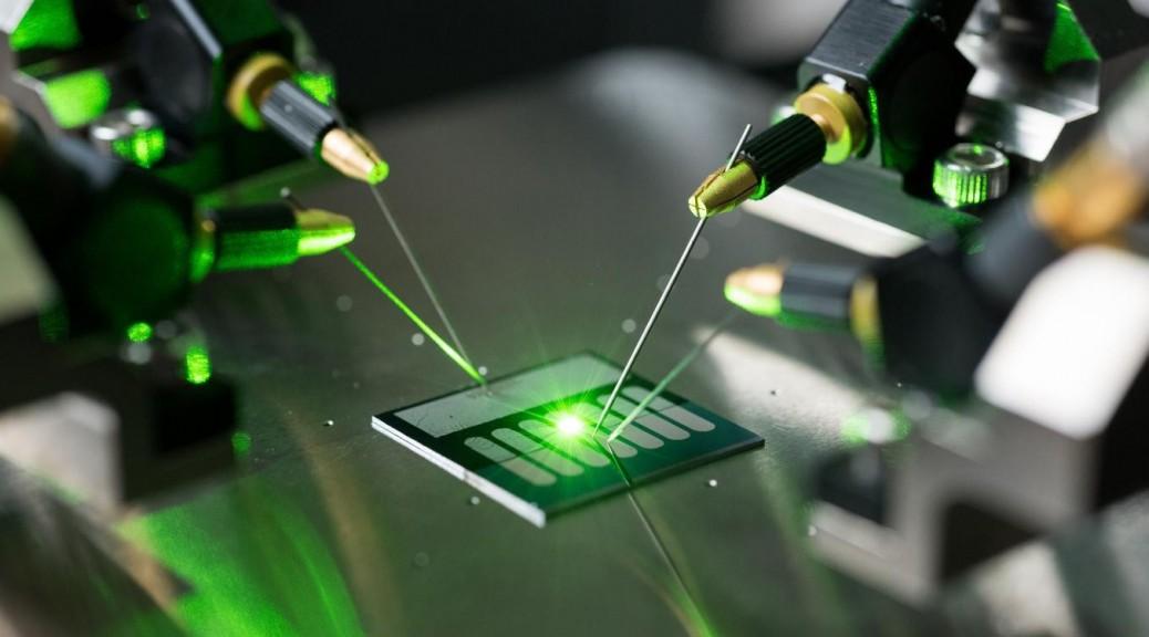 Fabrican la primera rectena óptica del mundo que convierte luz en corriente contínua