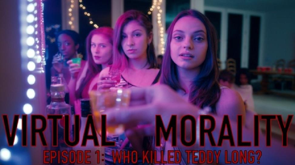 Participe en una película interactiva de misterio para descubrir al asesino