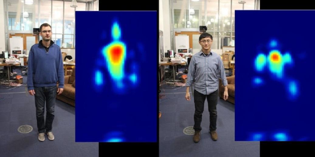 Las redes WI-Fi permiten identificar personas a través de las paredes