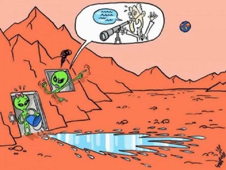 Desarrollan sensores para detectar vida extraterrestre