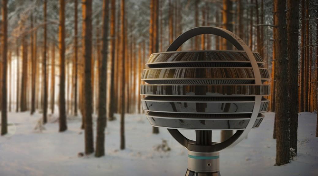 Lytro presenta su cámara 360 grados para grabar video para realidad virtual