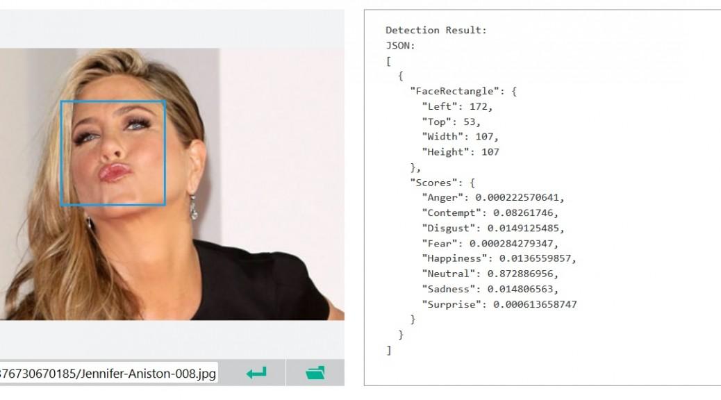 Microsoft desarrolla software para reconocer sus emociones en una foto