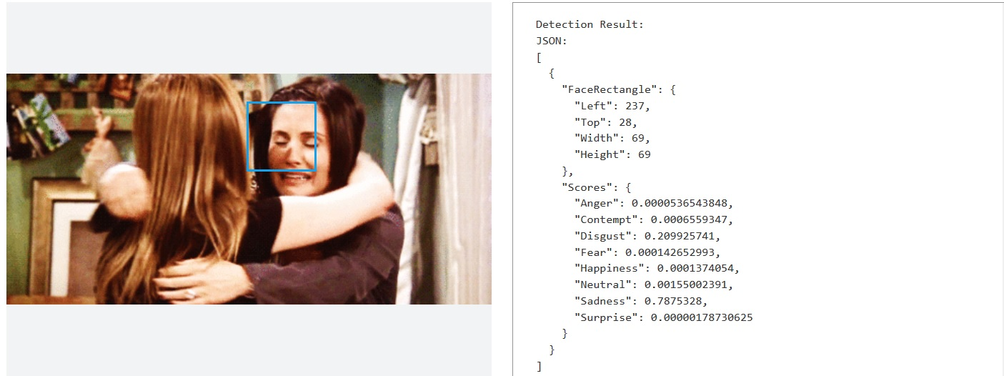 Microsoft reconocimiento de emociones foto 3