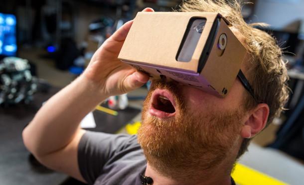 Ahora Realidad Virtual con YouTube