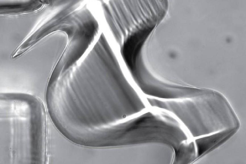 Logran impresión 3D de objetos más pequeños que el grosor de un cabello humano