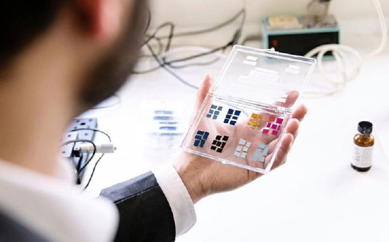 Compañía inglesa fabricará pantallas que no requieren energía