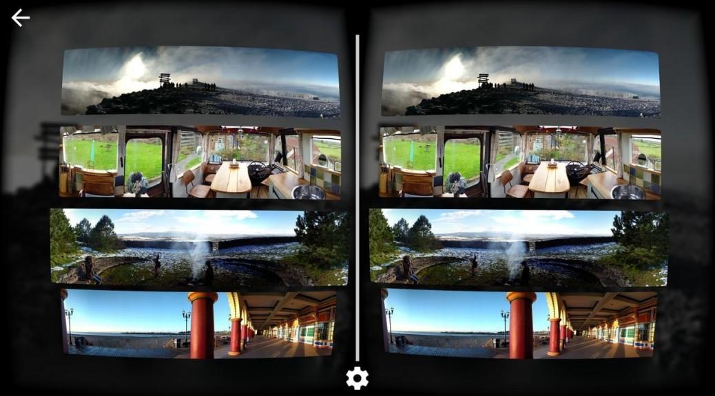 Ahora puede tomar fotos en realidad virtual, gratis para Android