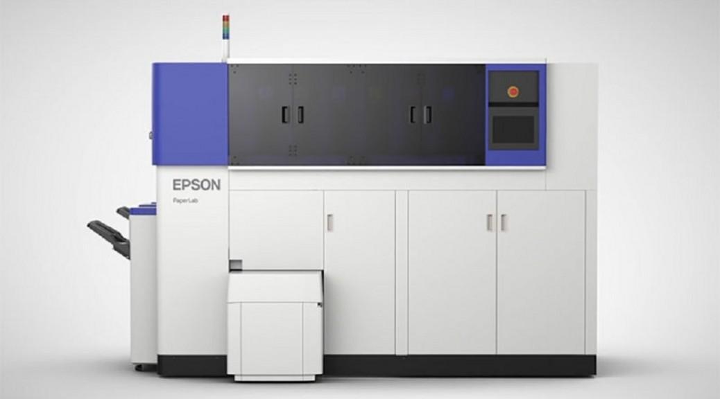 Crean impresora que también recicla el papel