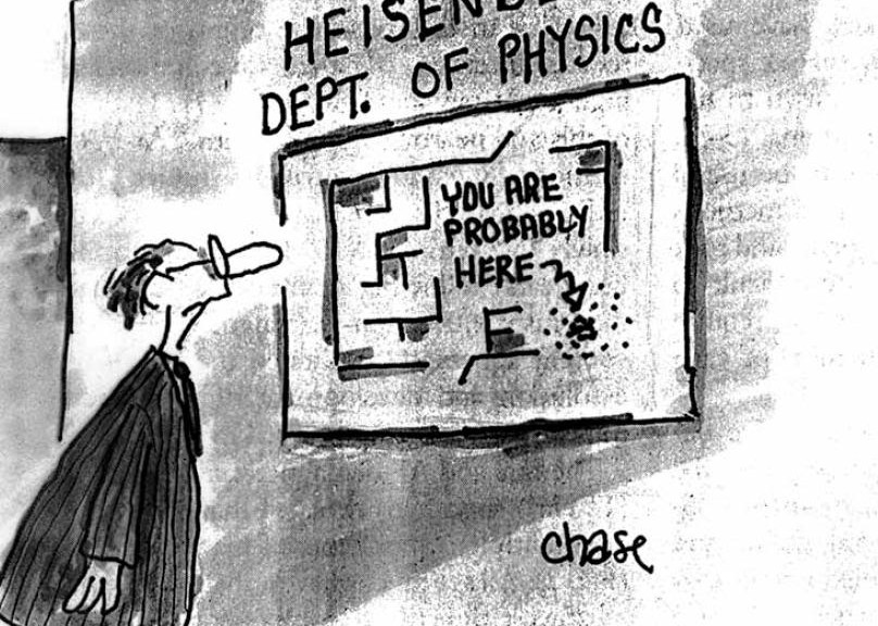 Declaran irresoluble un problema de mecánica cuántica