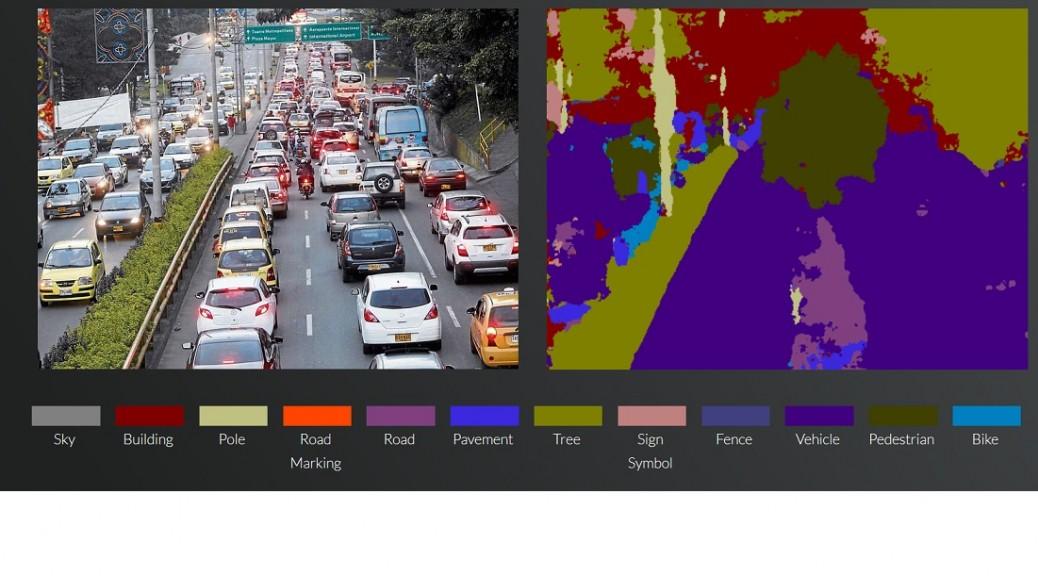 Sistema inteligente que clasifica calles y carreteras podría abaratar los carros autónomos