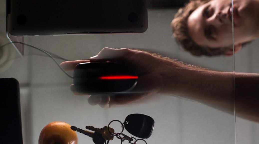Su movimiento del ratón de PC revela si está enfadado
