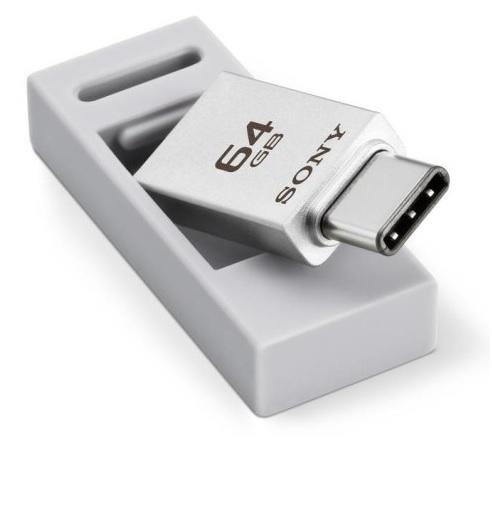 Sony presenta su unidad flash con conectores USB-C y USB-A