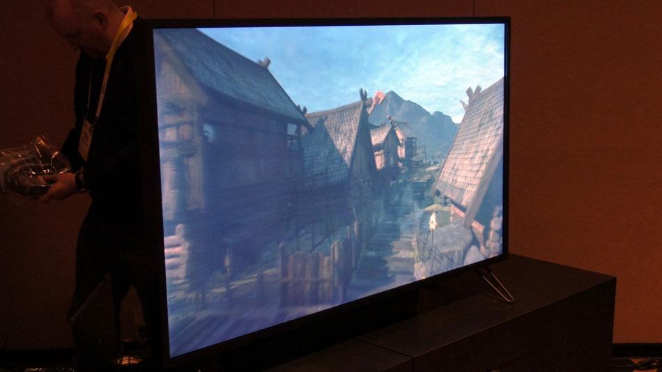 Finalmente TVs 3D sin gafas estarán disponibles este año