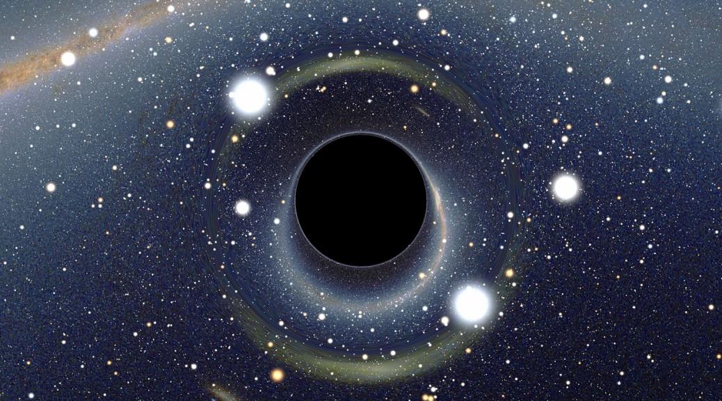 Hawking ofrece una nueva solución a la paradoja de los agujeros negros