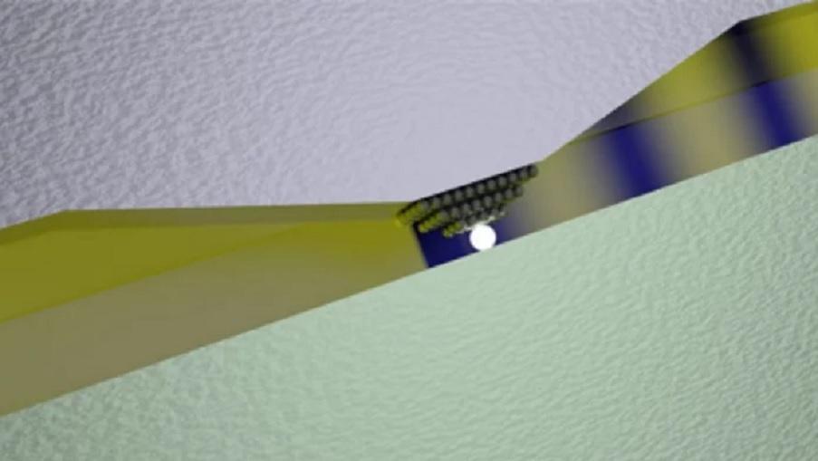 Crean el interruptor óptico más pequeño del mundo, usa un solo átomo