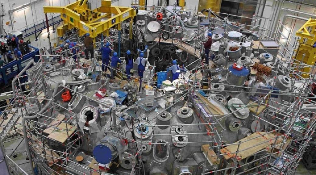 Importante avance hacia la fusión nuclear