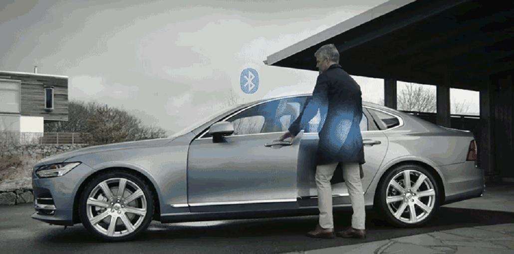 Volvo trabaja en el primer automóvil que no necesitará llaves