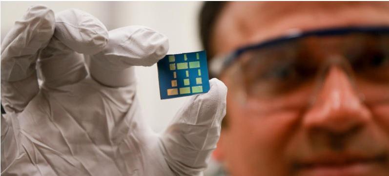 Nuevo semiconductor con geometría 2D permitiría una electrónica mucho más rápida