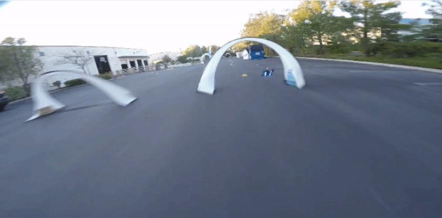 El deporte del futuro serán las carreras de drones