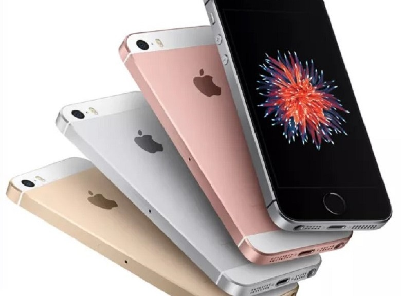 Apple presenta su iPhone SE con pantalla de 4 pulgadas
